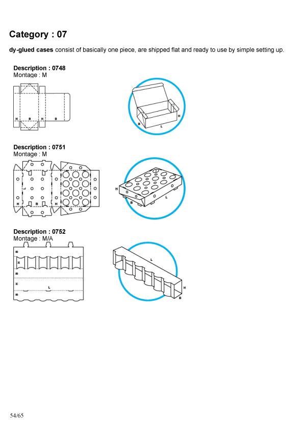 Упаковка из микрогофрокартона