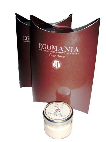 Упаковка для крема Эгомания