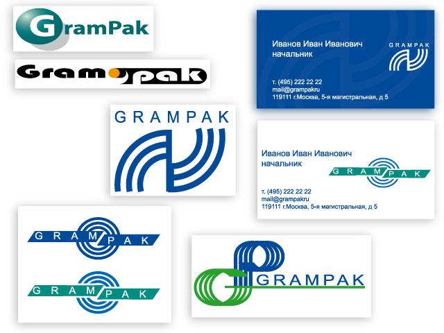 Лого, разработка фирменного стиля