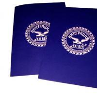 папки с логотипами