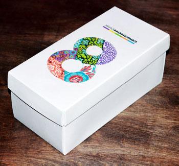 подарочные коробки связной