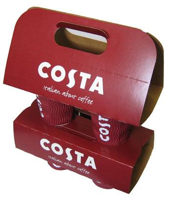 упаковка для кофе подарочная